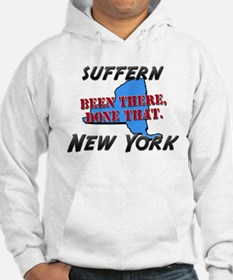 suffern new york - been there, done that Hoodie