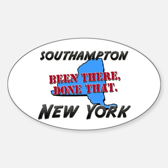 southampton new york - been there, done that Stick