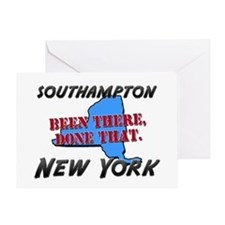 southampton new york - been there, done that Greet