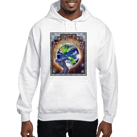 ATLAS SHRUGGED Hooded Sweatshirt