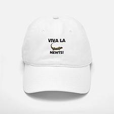 Viva La Newts Baseball Baseball Cap