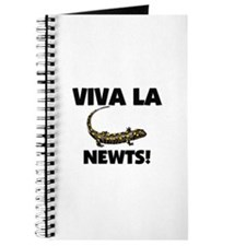 Viva La Newts Journal
