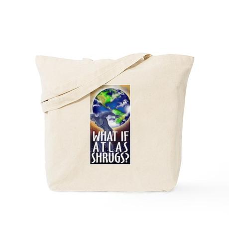 ATLAS SHRUGGED Tote Bag