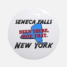 seneca falls new york - been there, done that Orna