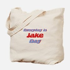 Everyday is Jake Day Tote Bag