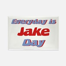 Everyday is Jake Day Rectangle Magnet