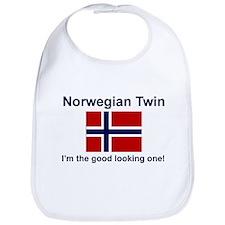 Gd Lkg Norwegian Twin Bib