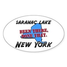 saranac lake new york - been there, done that Stic