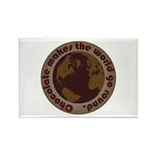 choc world Rectangle Magnet (100 pack)