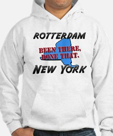 rotterdam new york - been there, done that Hoodie
