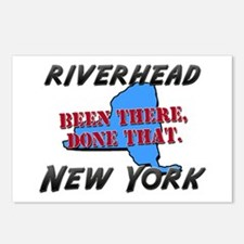 riverhead new york - been there, done that Postcar
