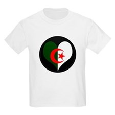 I love Algeria Flag T-Shirt