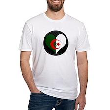 I love Algeria Flag Shirt