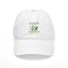 Gallagher's Vintage Irish Pub Personalized Baseball Cap
