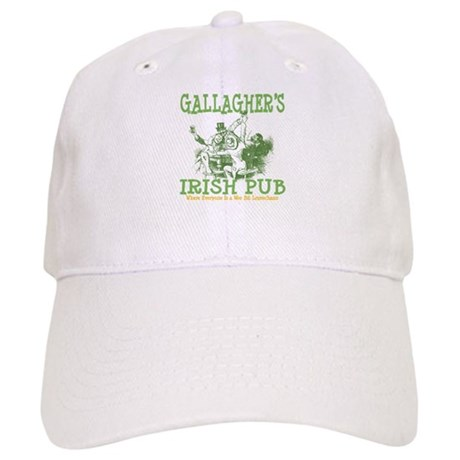 Gallagher's Vintage Irish Pub Personalized Cap