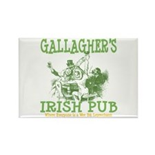 Gallagher's Vintage Irish Pub Personalized Rectang