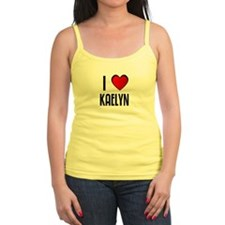 I LOVE KAELYN Ladies Top