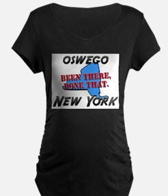 oswego new york - been there, done that T-Shirt