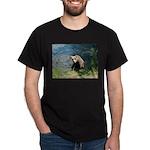 Alaska Scene 23 Dark T-Shirt