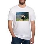 Alaska Scene 23 Fitted T-Shirt