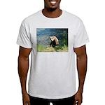 Alaska Scene 23 Light T-Shirt