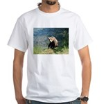 Alaska Scene 23 White T-Shirt