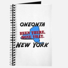oneonta new york - been there, done that Journal