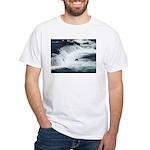 Alaska Scene 22 White T-Shirt