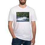 Alaska Scene 21 Fitted T-Shirt