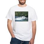 Alaska Scene 21 White T-Shirt