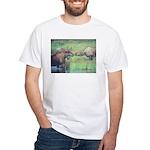 Alaska Scene 20 White T-Shirt