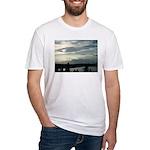 Alaska Scene 19 Fitted T-Shirt