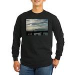 Alaska Scene 19 Long Sleeve Dark T-Shirt