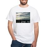 Alaska Scene 19 White T-Shirt