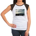 Alaska Scene 19 Women's Cap Sleeve T-Shirt