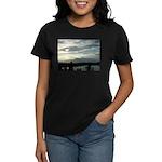 Alaska Scene 19 Women's Dark T-Shirt