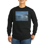 Alaska Scene 18 Long Sleeve Dark T-Shirt