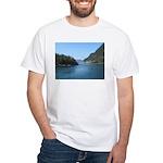 Alaska Scene 17 White T-Shirt