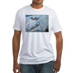 Alaska Scene 16 Fitted T-Shirt