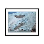 Alaska Scene 16 Framed Panel Print