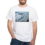 Alaska Scene 16 White T-Shirt