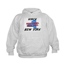 nyack new york - been there, done that Hoodie