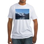 Alaska Scene 15 Fitted T-Shirt