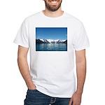 Alaska Scene 14 White T-Shirt