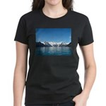 Alaska Scene 14 Women's Dark T-Shirt