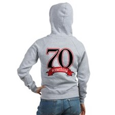 70th, 75th Birthday Zip Hoodie