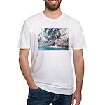 Alaska Scene 13 Fitted T-Shirt