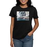 Alaska Scene 13 Women's Dark T-Shirt
