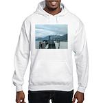Alaska Scene 12 Hooded Sweatshirt
