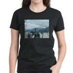 Alaska Scene 12 Women's Dark T-Shirt